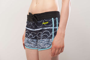 ILLUSION WOMEN'S BOARDSHORTS - Blue