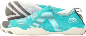 UNISEX RIPPLES AQUA SHOES BLUE