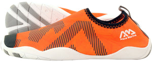 UNISEX RIPPLES AQUA SHOES ORANGE