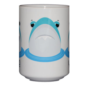 Shark Coffee Mug - Yes I Bite - 15oz Size