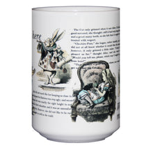 We Are All Mad Here - Alice In Wonderland - Book Lovers Coffee Mug