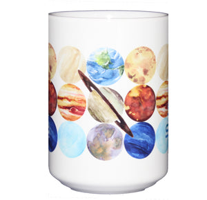 Just Need Space - Solar System Coffee Mug for Space Geeks