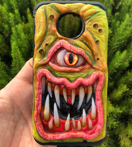 Sewer Monster Phone Case