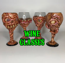 Moldy Wine Glasses
