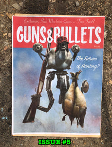 Fallout 4: Guns & Bullets Magazine