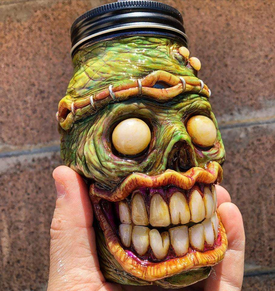 Creeper Jar: Ghoul