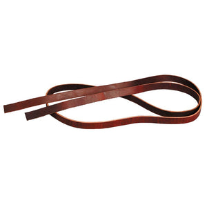 Latigo Leather Strip 6'