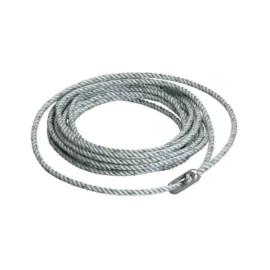 Silver Dot Extra Long Lariat Rope