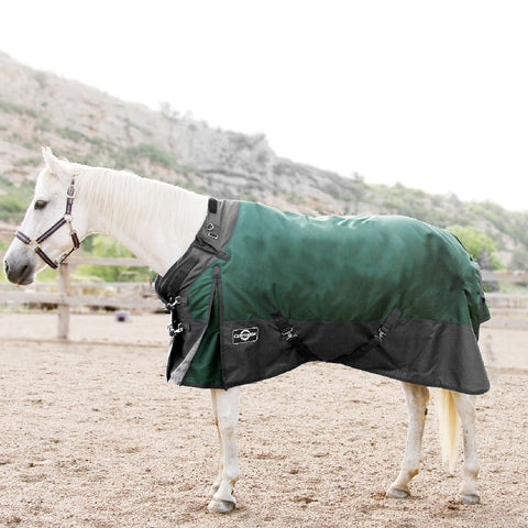 Colorado Saddlery Centurion Winter Horse Turnout Blanket, Multiple Sizes