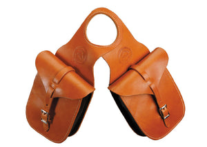 Leather Horn Bags
