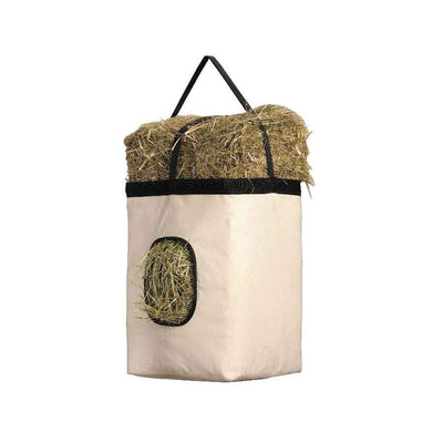 Heavy Canvas Hay Bag