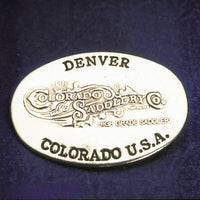 Colorado Saddlery Concha