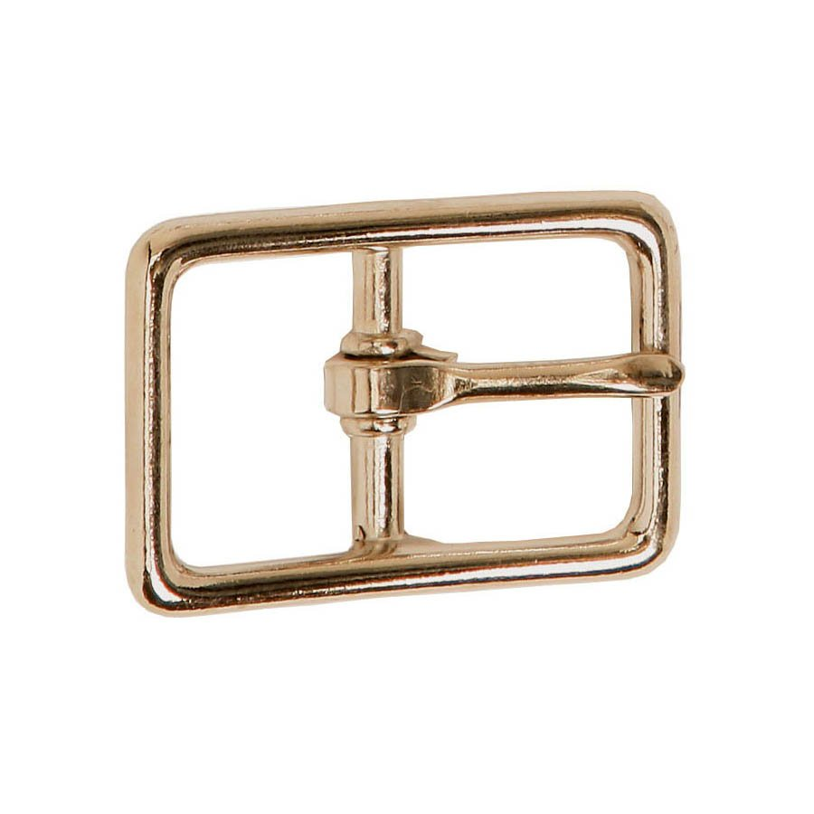 Brass Keeper Buckle
