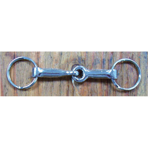 Snaffle Bit Key Chain