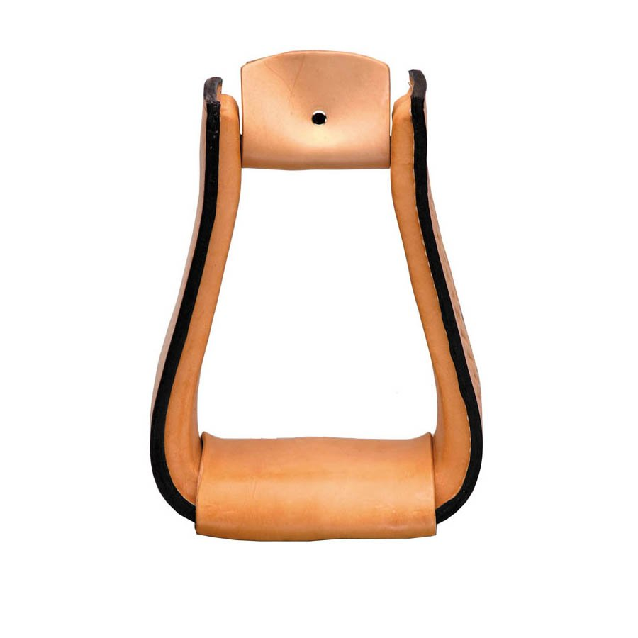 "Deep Roper Reversible Stirrups - 3"" Tread"