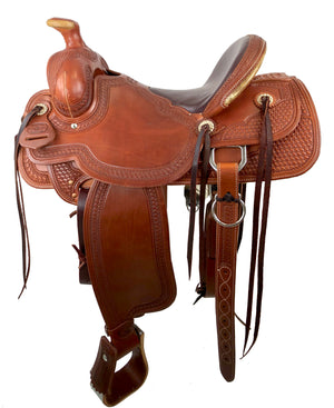 4 Pendleton Saddle