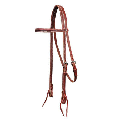 Latigo Browband Headstall