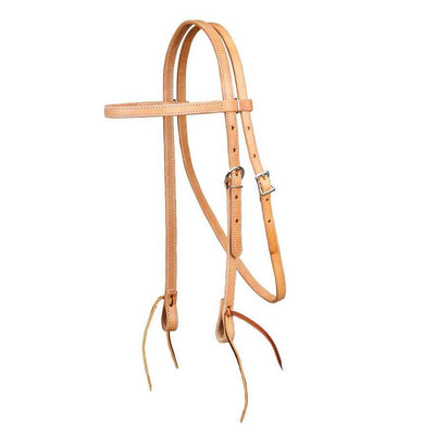 Harness Browband Headstall - 5/8