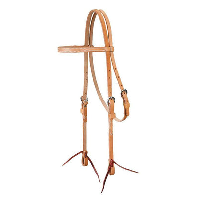 Colorado Rancher Browband Headstall - 5/8