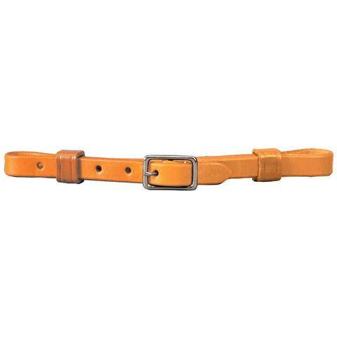 """Golden Brown""  Curb Strap"