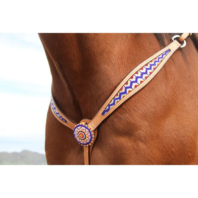 Colorado Classic Beaded Breast Collar