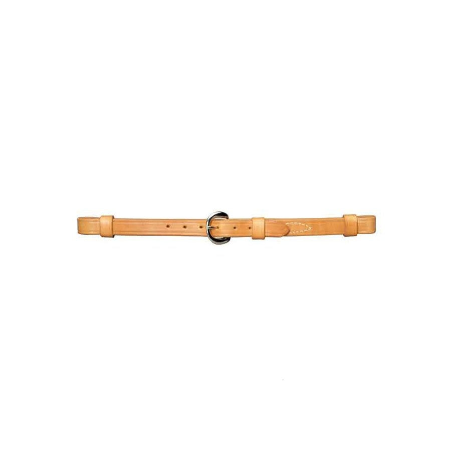 "Breast Collar Leather Tug Strap - 1"" x 26"""
