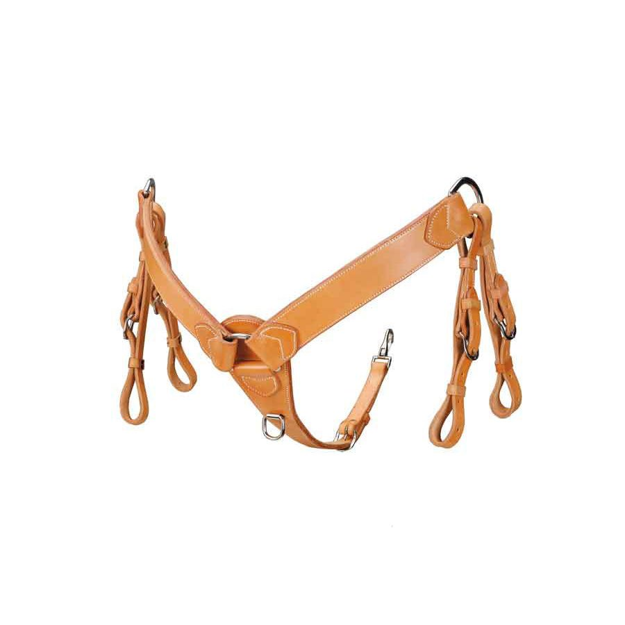 Heavy Duty Roping Breast Collar