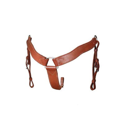 Colorado Brown All Around Breast Collar