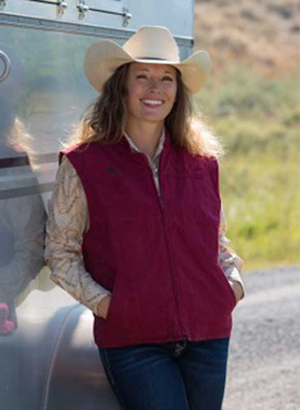 Women's Calamity Concealed Carry Vest