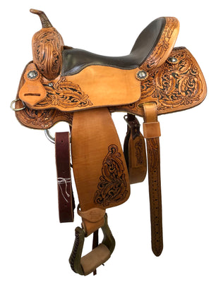 Blackhawk Barrel Saddle