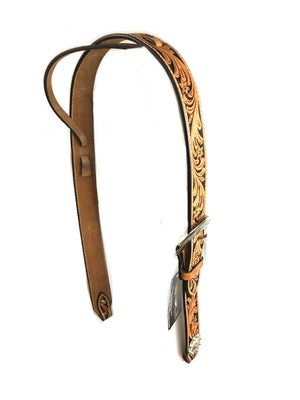 Old Fashioned Adjustable Belt Headstall