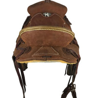 Roughout Kids Saddle