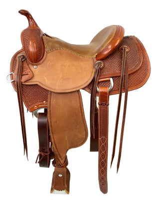 McCall Cowhorse Saddle