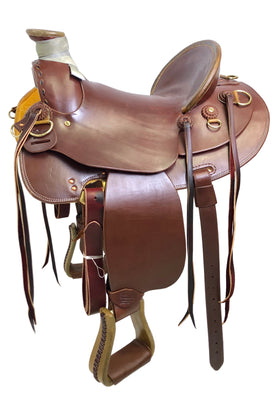 All Saddle Styles that Colorado Saddlery has to Offer