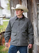Men's Wool Ranch Coat