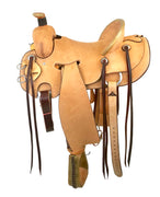 West Texas Strip Down Saddle