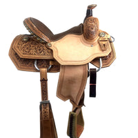 Deep Seat TM Roper Saddle