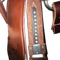 Western Cowboy Dressage Saddle