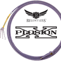 Cactus Ropes- Xplosion, Relentless Line, Team Roping Rope