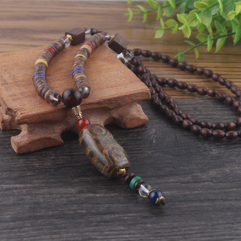 54e2e44b9c98 ... Nepalese Handmade Pendant Necklaces - 9 Styles Available - Reclaiming  Zen ...