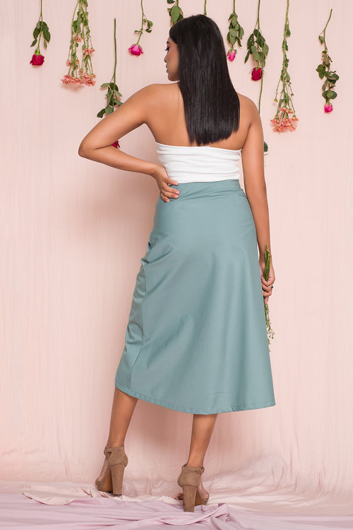Yana Wrap Skirt
