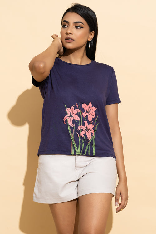 Tiger lily Tee