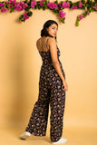 Wide Leg Cami Jumpsuit