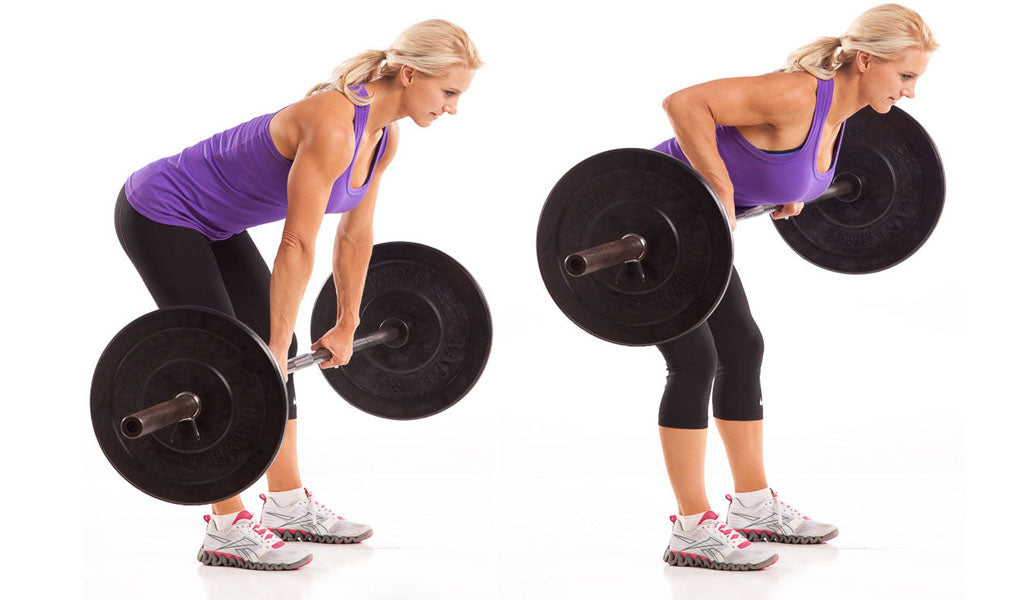 Bent - over Barbell