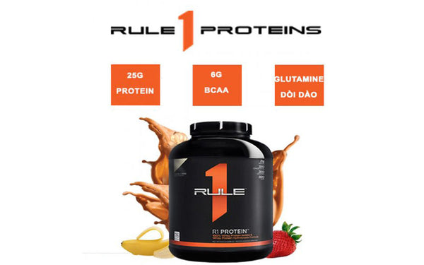 Ham luong dinh duong Rule 1 Protein