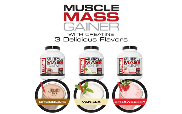 Huong vi Muscle Mass Gainer