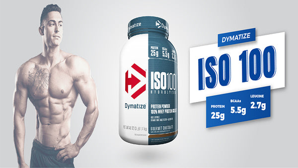 Công dụng Whey ISO 100