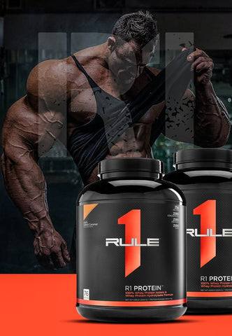 Thực phẩm bổ sung whey protein rule 1 tphcm