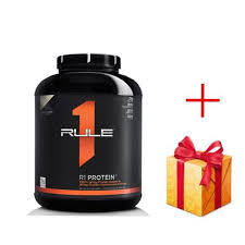 Rule1 Protein Isolate 5Lbs