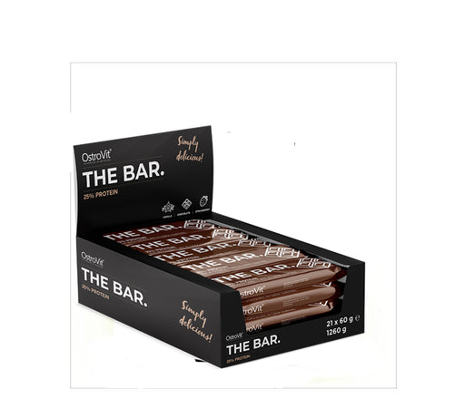 Bánh Protein The Bar 60g – 21 Bánh